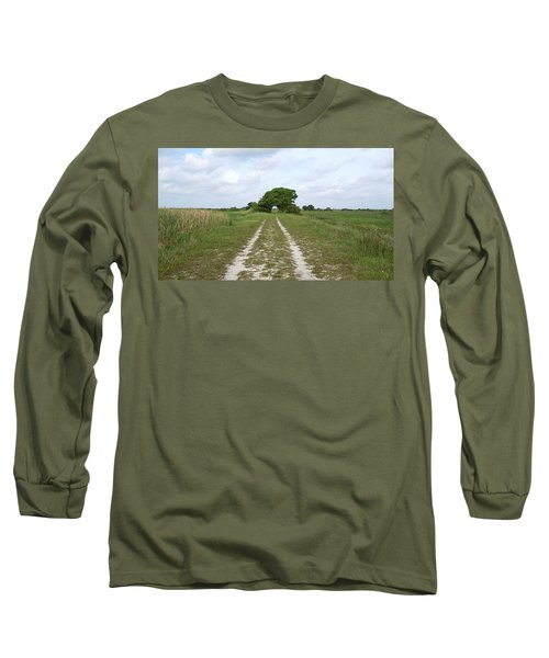 Loxahatchee Wildlife Refuge Long Sleeve T-Shirt