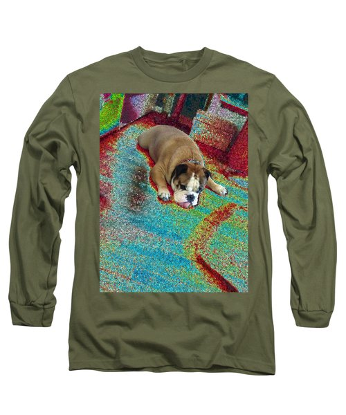 Lucius - Lucci  Long Sleeve T-Shirt