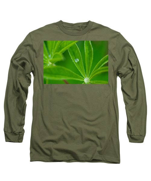Lupine Dreams Long Sleeve T-Shirt
