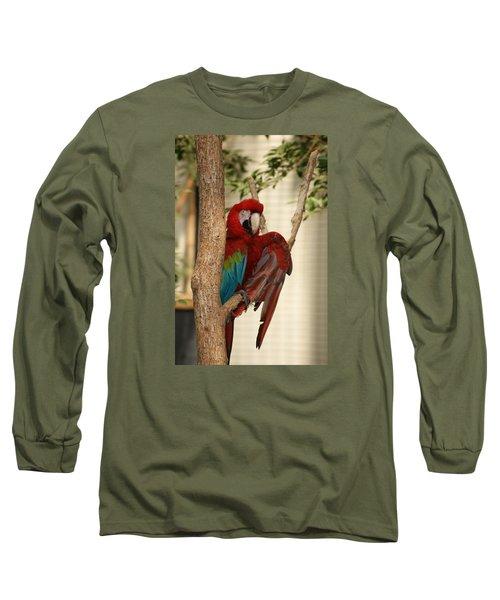 Maccraw  Long Sleeve T-Shirt