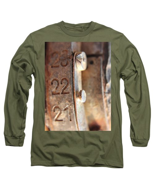 Macro Enigma Long Sleeve T-Shirt