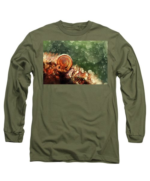 Long Sleeve T-Shirt featuring the photograph Magic Forest by Jaroslaw Blaminsky