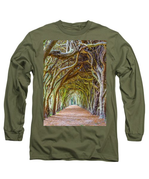 Magic Yew Long Sleeve T-Shirt