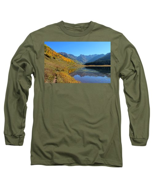 Magical View Long Sleeve T-Shirt