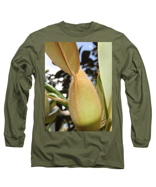 Magnolia Serenity - Signed Long Sleeve T-Shirt