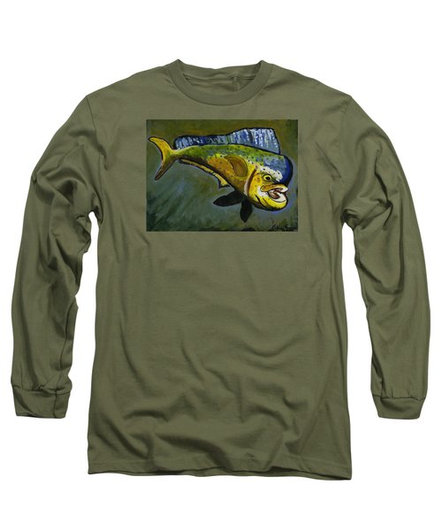 Mahi Mahi Long Sleeve T-Shirt