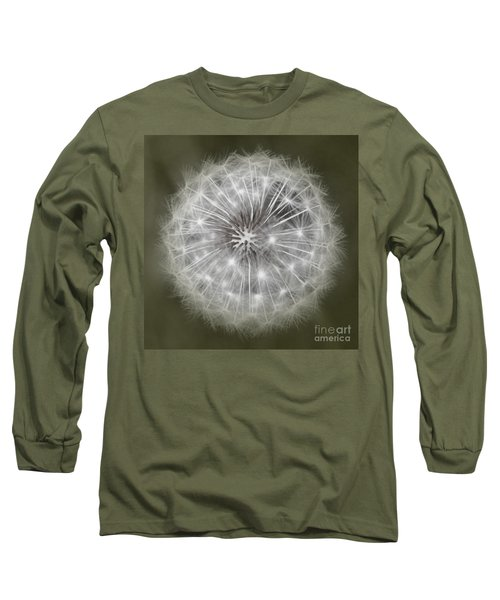 Make A Wish Long Sleeve T-Shirt by Peggy Hughes