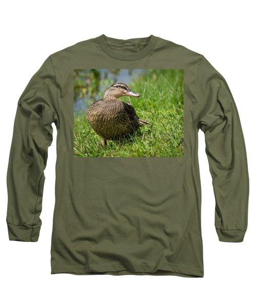 Mallard Long Sleeve T-Shirt
