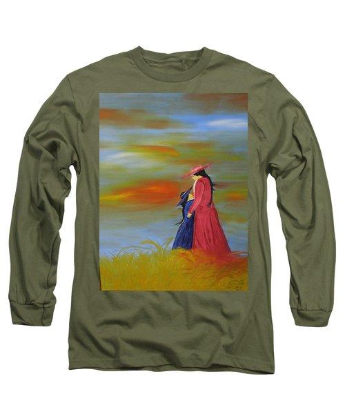Mama's Love Long Sleeve T-Shirt