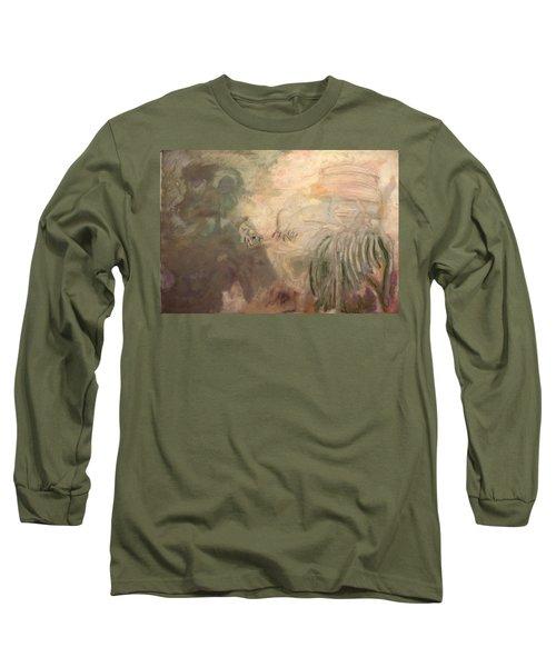 Man And Woman No. A Long Sleeve T-Shirt