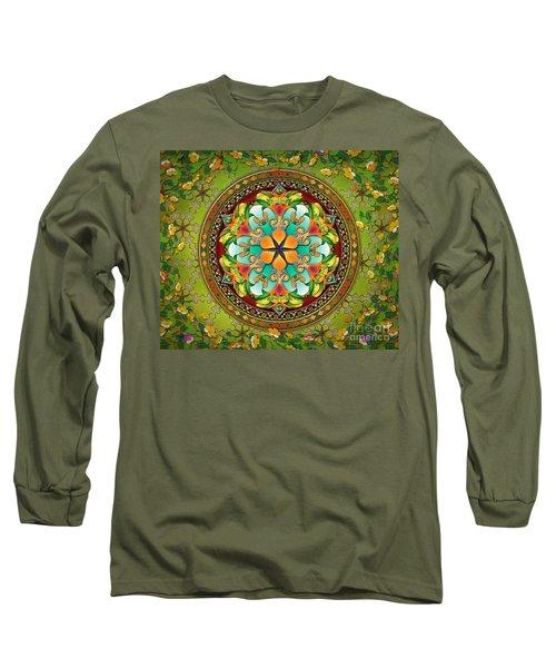 Mandala Evergreen Sp Long Sleeve T-Shirt