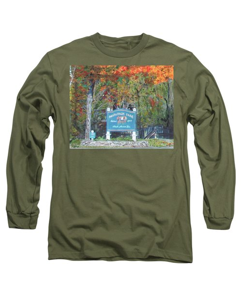 Marathon Park Long Sleeve T-Shirt