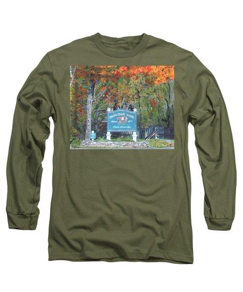 Marathon Park Long Sleeve T-Shirt