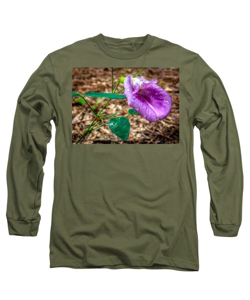 Long Sleeve T-Shirt featuring the photograph Mariana by Rob Sellers