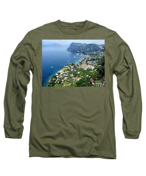 Marina Grande Anacapri Long Sleeve T-Shirt