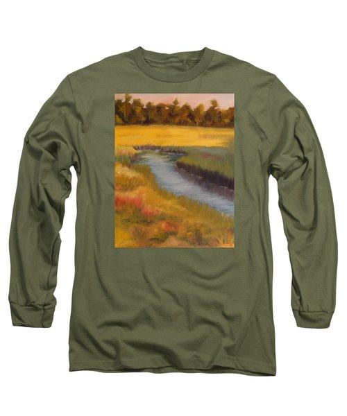 Marsh Mellow Long Sleeve T-Shirt