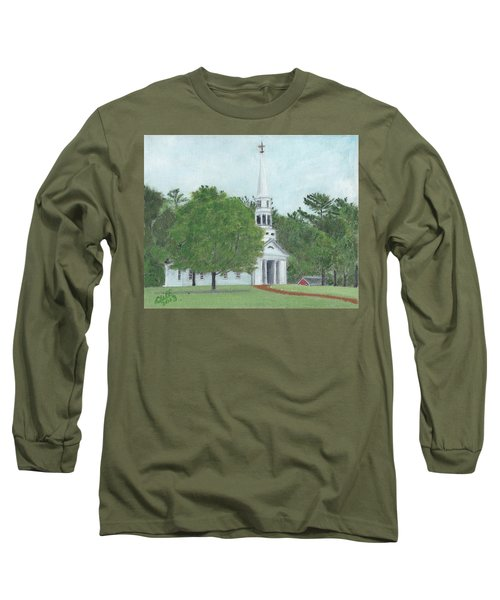 Martha Mary Chapel Long Sleeve T-Shirt