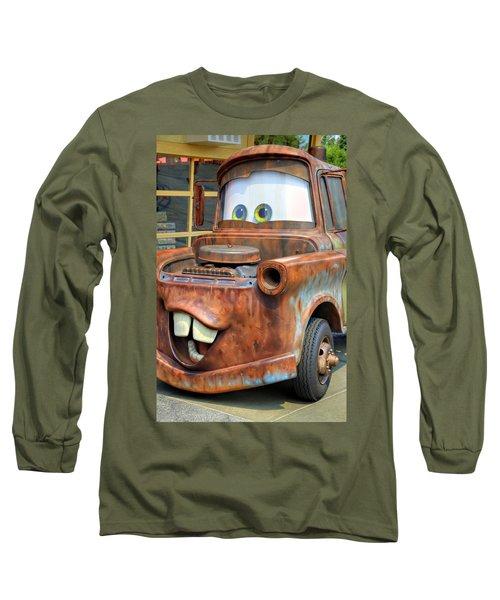 Mater Long Sleeve T-Shirt