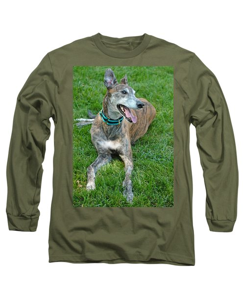 Long Sleeve T-Shirt featuring the photograph Maverick by Lisa Phillips