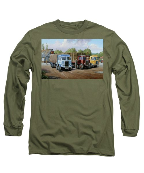 Max's Transport Cafe Long Sleeve T-Shirt