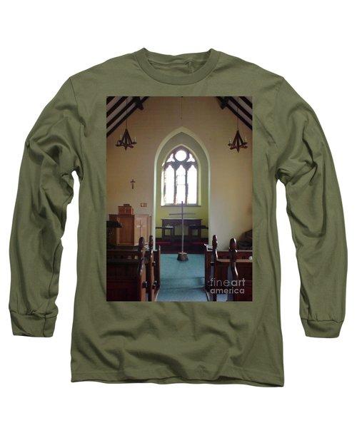 May Hill Church Long Sleeve T-Shirt