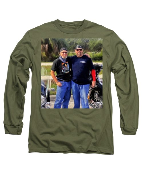 Me N' Bro Long Sleeve T-Shirt