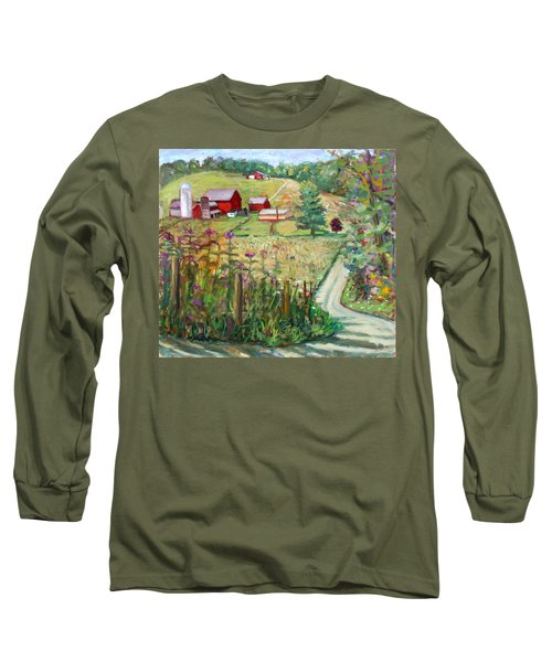 Meadow Farm Long Sleeve T-Shirt