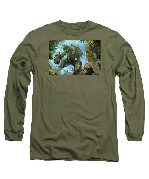 Megantic Sliver Long Sleeve T-Shirt
