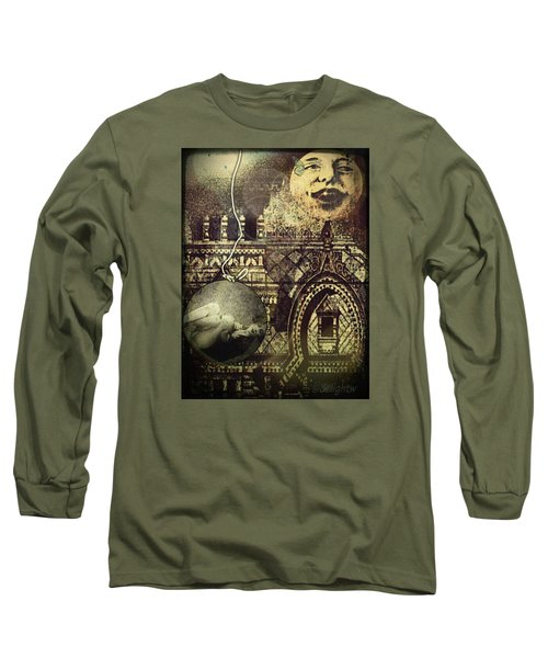 Melies Man In The Moon Long Sleeve T-Shirt