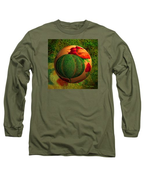 Melon Ball  Long Sleeve T-Shirt