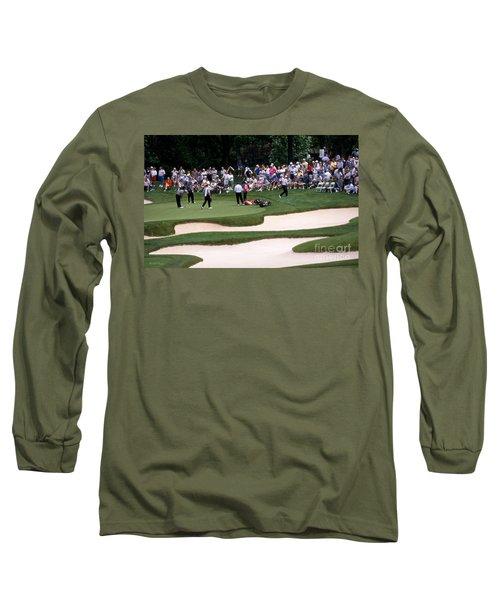 12w192 Memorial Tournament Photo Long Sleeve T-Shirt