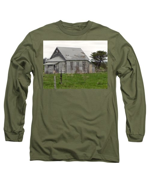 Long Sleeve T-Shirt featuring the photograph Memories by Deb Halloran