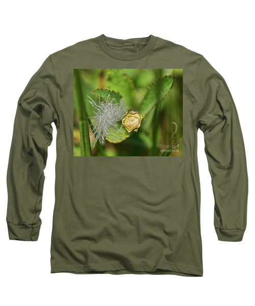 Long Sleeve T-Shirt featuring the photograph Memories by Olga Hamilton