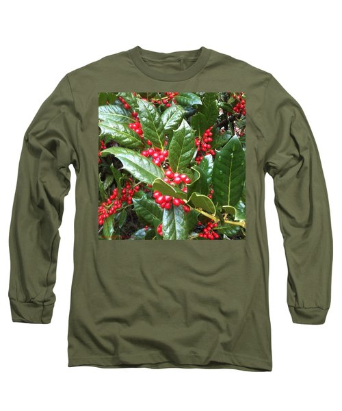Merry Berries Long Sleeve T-Shirt
