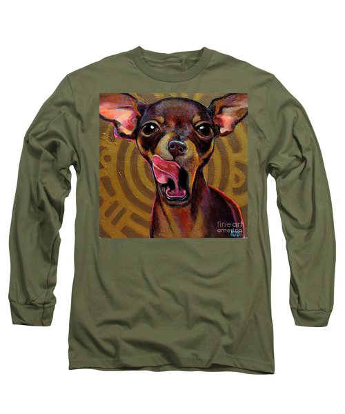 Mexican Mystique Long Sleeve T-Shirt