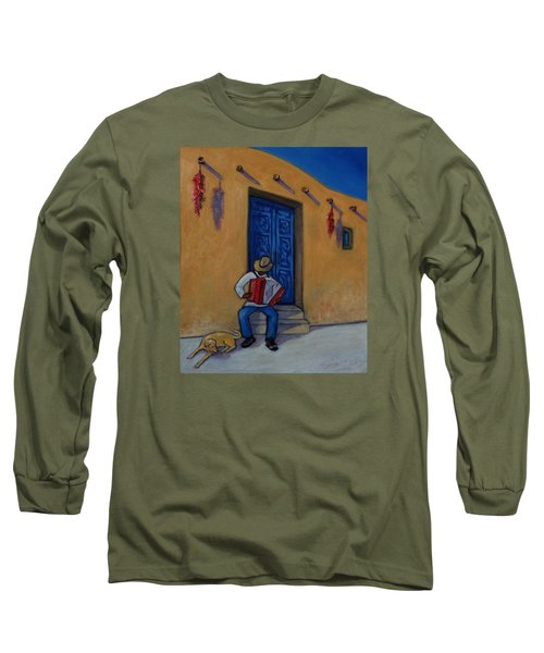 Mexico Impression II Long Sleeve T-Shirt