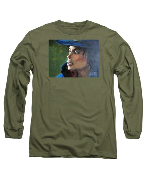 Michael Joseph Jackson Long Sleeve T-Shirt