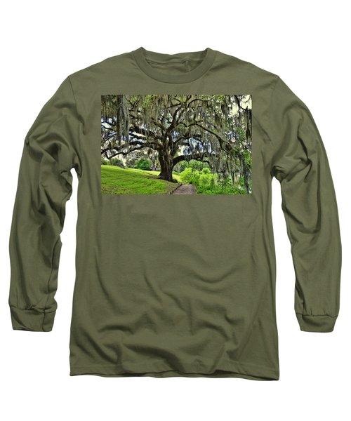 Middleton Place Oak  Long Sleeve T-Shirt