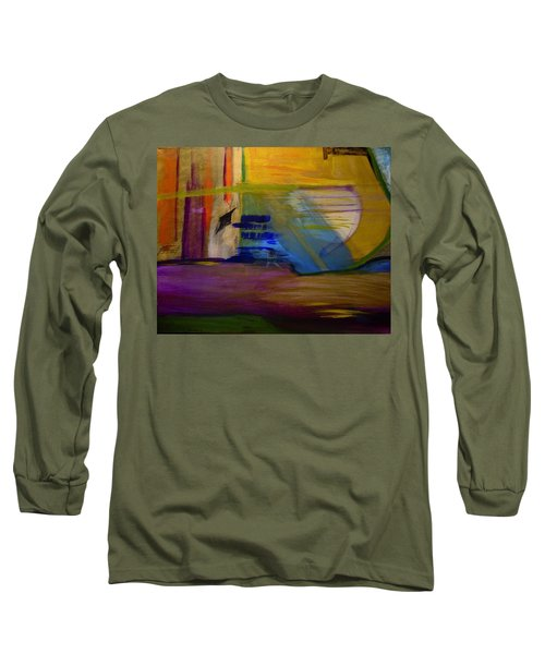 Millenium Park Long Sleeve T-Shirt by Dick Bourgault