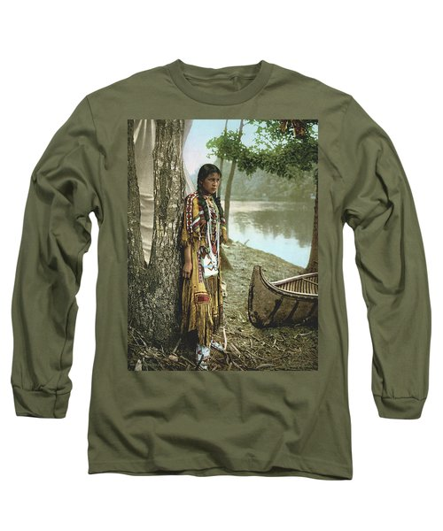 Minnehaha Long Sleeve T-Shirt