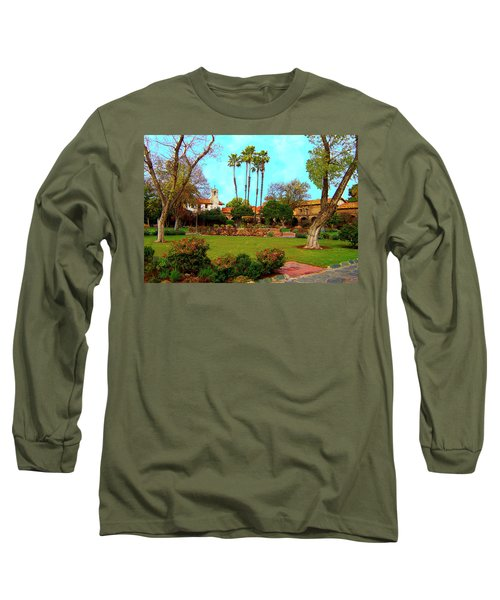 Mission San Juan Capistrano No 11 Long Sleeve T-Shirt