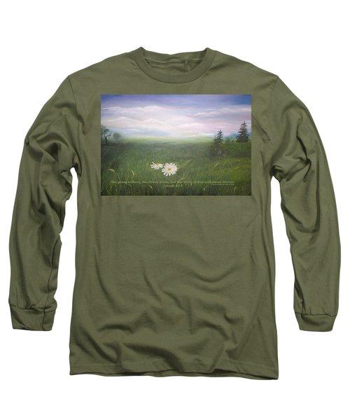 Misty Meadow Isaiah  Long Sleeve T-Shirt