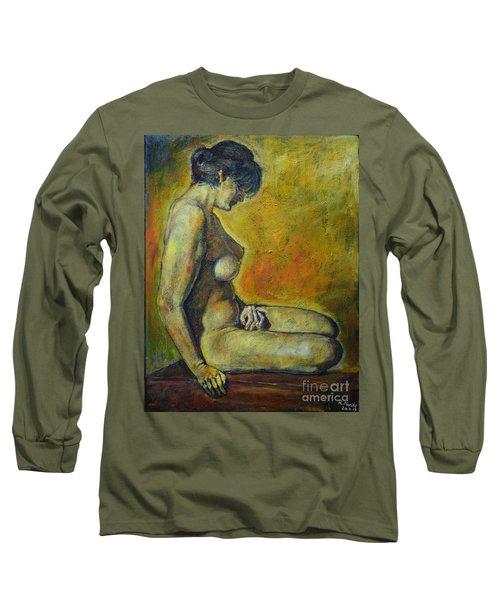 Moment Of Silence Long Sleeve T-Shirt
