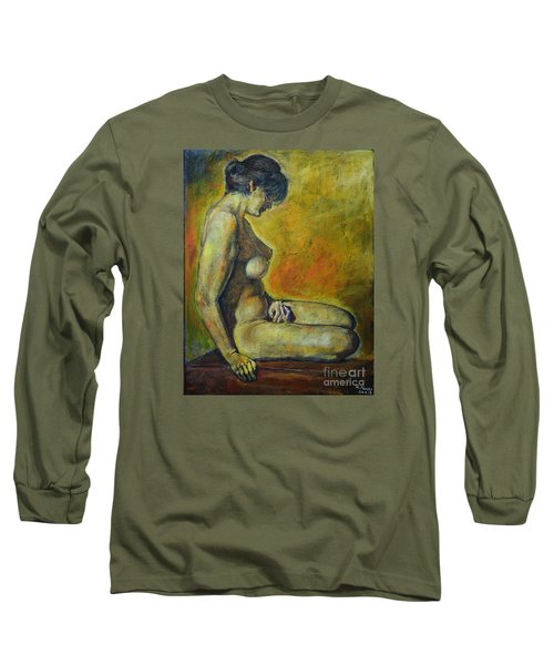 Moment Of Silence Long Sleeve T-Shirt
