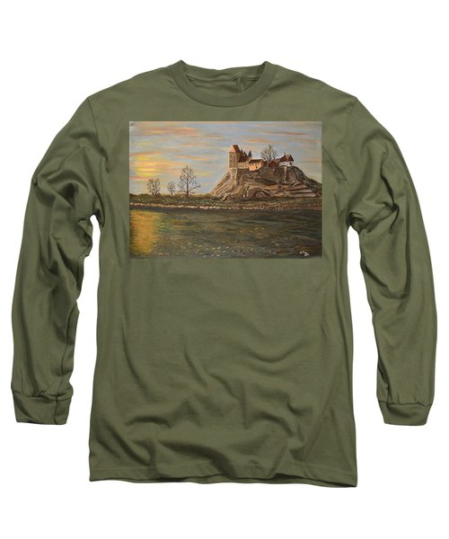 Moments Long Sleeve T-Shirt by Felicia Tica