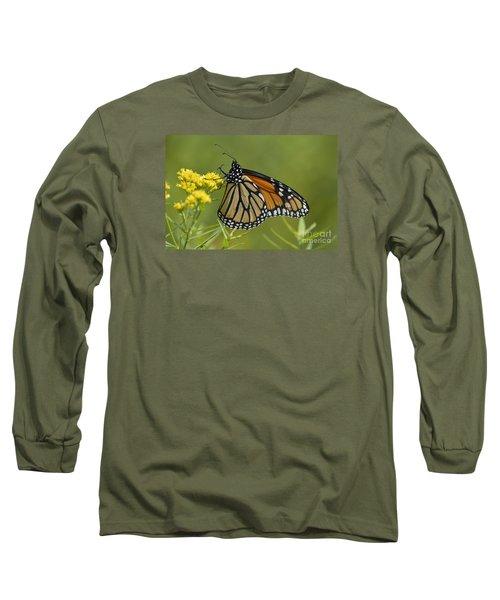 Monarch 2014 Long Sleeve T-Shirt by Randy Bodkins