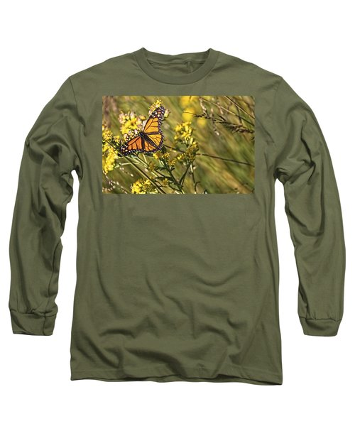Monarch Hatch Long Sleeve T-Shirt