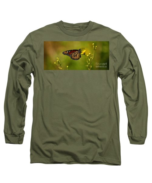 Monarch Moment Long Sleeve T-Shirt