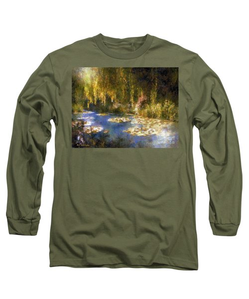 Monet After Midnight Long Sleeve T-Shirt