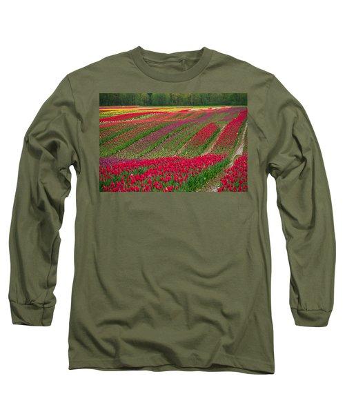 Monet Alive Long Sleeve T-Shirt